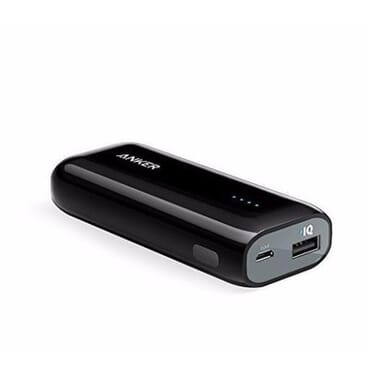 Anker 5200mAh Ultra Compact Battery Power Bank/Portable Charger