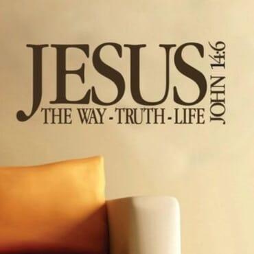 JESUS Bible Verse  DN123