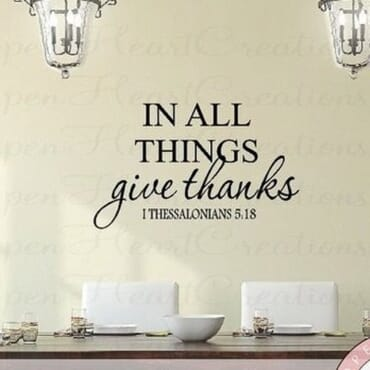 In All Things Give Thanks DN002