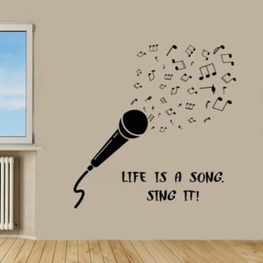 Life Is A Song Sing It DN032