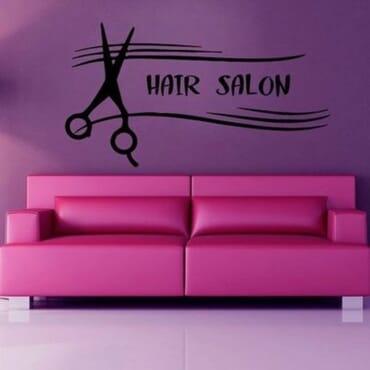 Hair Saloon - Scissors  DN117