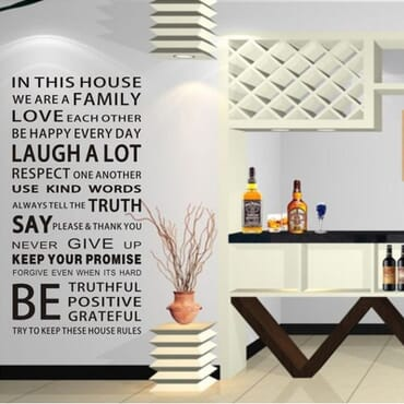 House Rules - In This House DN112