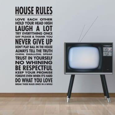 House Rules DN050 DN050
