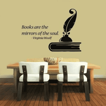 Books Are The Mirrors Of The Soul DN046