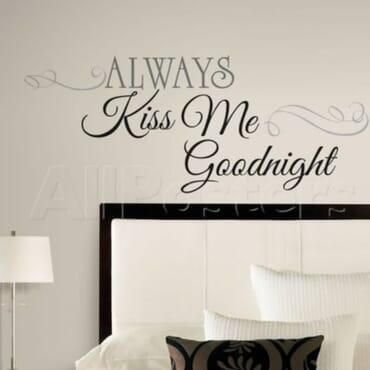 Always Kiss Me Goodnight DN079