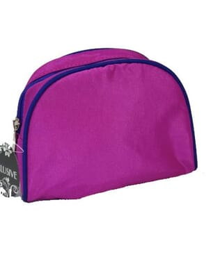 Fuchsia D Shape Purse