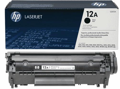 HP Laserjet Toner 12A