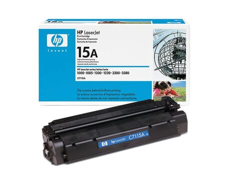 HP Laserjet Toner 15A