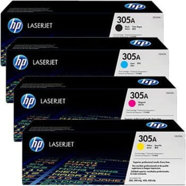 HP Laserjet Toner 305A Colour