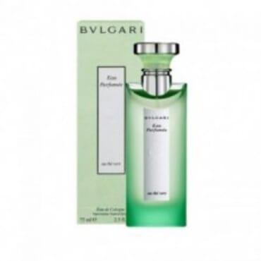 BVLGARI EAU PERFUMME THE VERT EDC 75ML,Perfumes