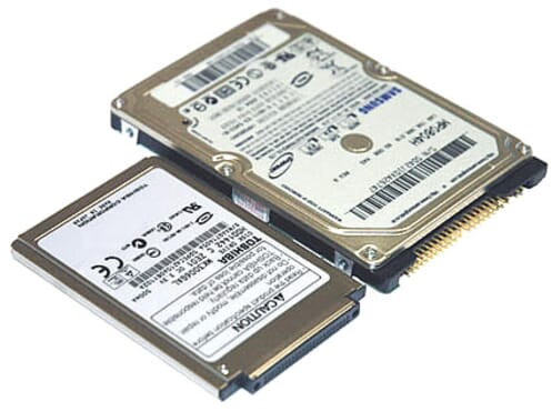 Laptop Internal Hard Drive 2Tb