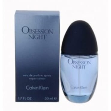 CALVIN KLEIN OBSESSION NIGHT LADIES EDP 100ML,Perfumes,