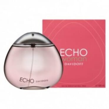 DAVIDOFF ECHO WOMAN EDT 100ML,Perfume
