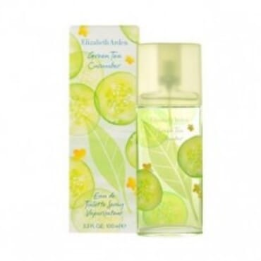 E.A GREEN TEA CUCUMBER EDT 100ML,Perfume,