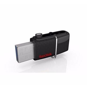 SanDisk 128GB Ultra Dual USB Drive 3.0