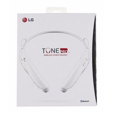 LG Tone Pro HBS-750 Bluetooth Wireless Stereo Headset