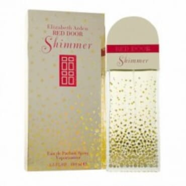 E.A RED DOOR SHIMMER EDP 100ML,Perfume
