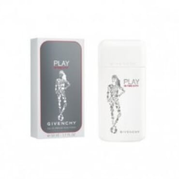 GIVENCHY PLAY IN THE CITY LADIES EDP 50ML,Perfume,