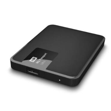 Western Digital My Passport Ultra Portable External Hard Drive - 1TB