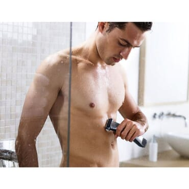 Philips Norelco Bodygroom Series 7100, Dual-sided Shaver and Trimmer - BG2040