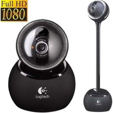 Logitech QuickCam Orbit MP Webcam
