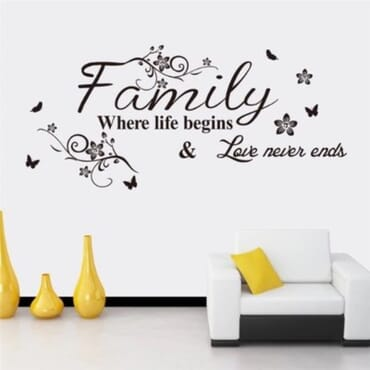 Family - Where life begins DN121