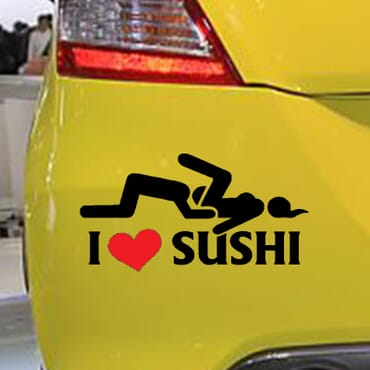 I love suchi CR05