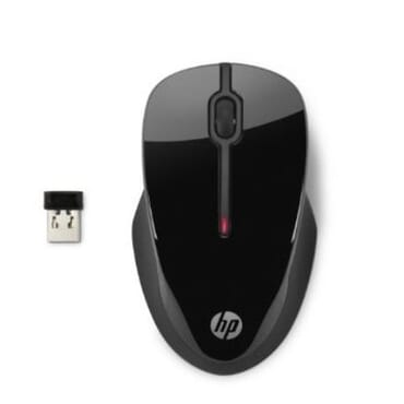HP Wireless Comfort Mouse X3500 H4K65AA