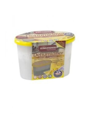 LEMON FRAGRANCE Kingfisher Wardrobe Dehumidifier