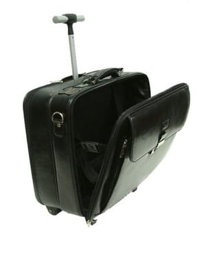 Luggage Compartment Trolley Bag
