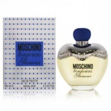 MOSCHINO TOUJOURS GLAMOUR EDT 100ML,Perfume,
