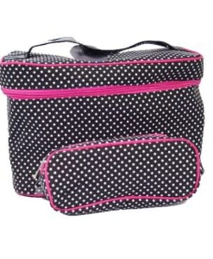 Polka Dot Set 2 Vanity Case