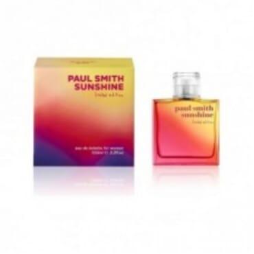 PAUL SMITH SUNSHINE LADIES L/E EDT 100ML,Perfume