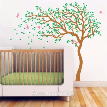 Love Garden Wall Decal WD004