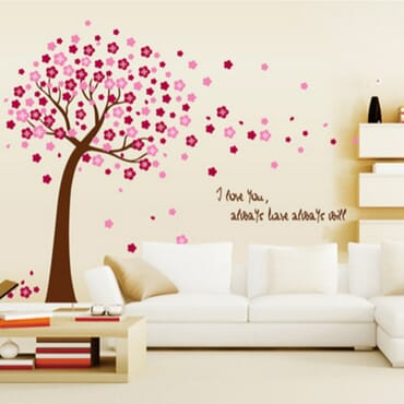 Blossom Tree Wall Decal WD001