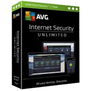 AVG Internet Security 2017 Unlimited – 1 User
