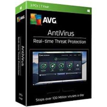 AVG Anti-Virus 2017 – One User