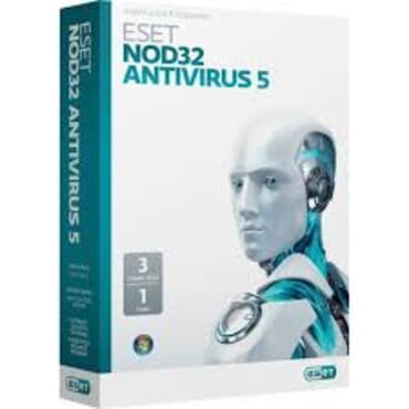 ESET Nod32 Antivirus 4.0 – 1 User