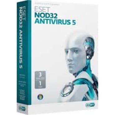 ESET Nod32 Antivirus 4.0 – 1 User