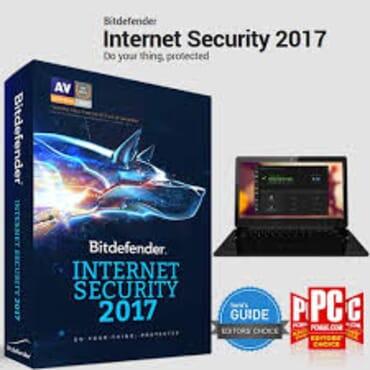 Bit-Defender Internet Security 3 PC