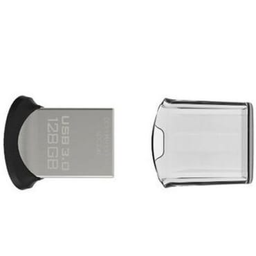 SanDisk Ultra Fit 128GB USB 3.0 Flash Drive