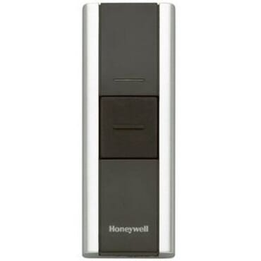 Honeywell RPWL301A1006/A Decor Wireless Surface Mount Push Button Door Bell