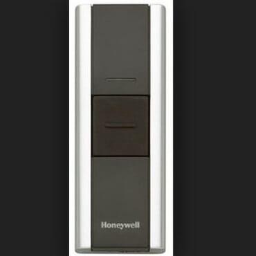 Honeywell RPWL301A1006/A Decor Wireless Surface Mount Push Button Door Bell