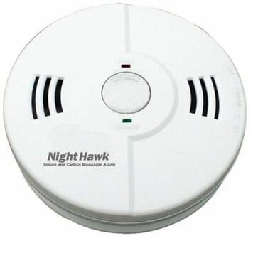 Kidde Nighthawk Combination Carbon Monoxide, Fire, & Smoke Intelligent Alarm - KN-COSM-XTR-B