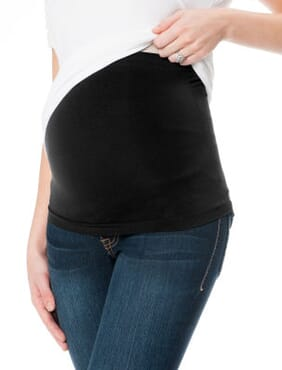 Maternity Belly Band (Black)