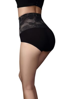 Post Pregnancy (High Waist) Panties (M – L) 3 piece set - same colour
