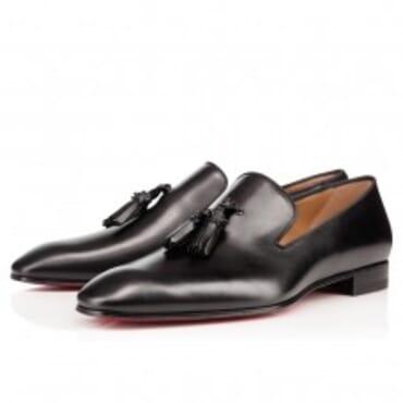 Dandelion Tassel Flat,Mens Shoe