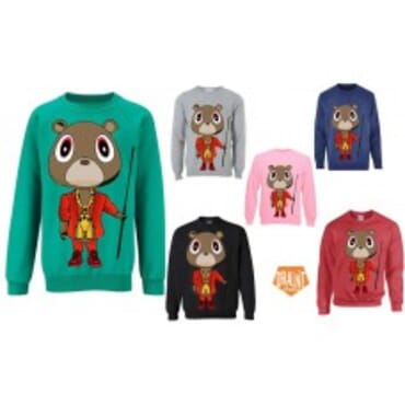 Hunter Bear ,Sweatshirts