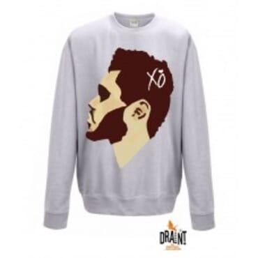 X'O Face Sweatshirts Brand