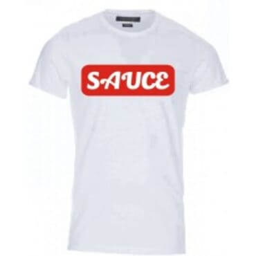 I Got the Sauce-White Brand: BaffedUp